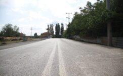 Çubuk'ta Yol Genişletme Ve Asfaltlama Çalışmaları