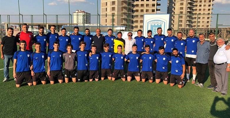 Pursaklar Belediye Spor yeni sezon hazırlığına başladı