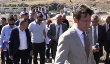 """""""Ankara'nın su kalitesi kaynak suyuna yakın olacak"""""""
