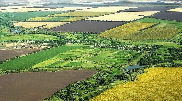 Çubuk Ve Akyurt'ta Arazi Toplulaştırma Projesi Sürüyor