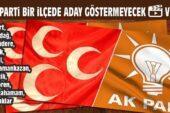 AK Parti – MHP İttifakı'nın seçim stratejisi belli oldu