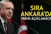 Sıra Ankara'da