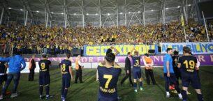 Ankara Futbola Hasret Kaldı