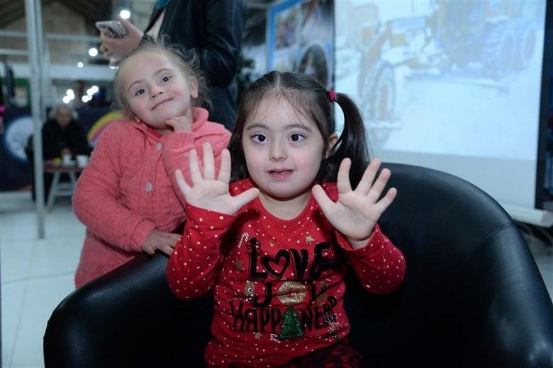 Özel Çocuklar Özel Festivalde