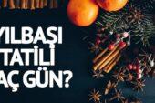 31 Aralık 2018 okullar tatil mi? Resmi açıklama geldi