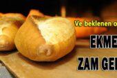 Ankara'da ekmeğe zam!