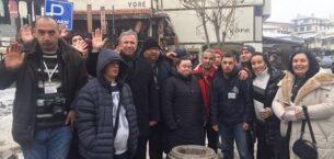 """Mansur Yavaş Ankara Kalesinde: """"Kültür Mirası Hak Ettiği Değeri Görmeli"""""""