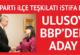 Ulusoy BBP'den Başkan Adayı