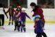 Buz üstünde minik adımlar