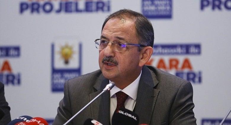 Özhaseki: AK Belediyecilik Nasıl Yapılır Göstereceğiz