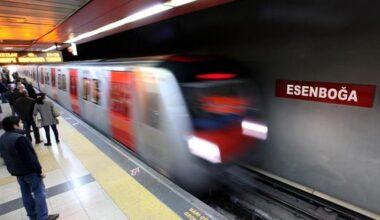 Esenboğa metrosu bu yıl ihale edilecek