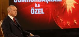 Erdoğan: Anketlere Güvenim Kalmadı