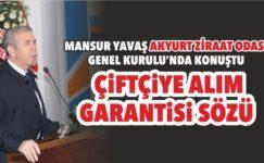 Mansur Yavaş: Ankara'yı Köyleriyle Birlikte Zengin Edeceğiz