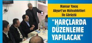 """Ankara'nın müteahhiti kazanacak"""