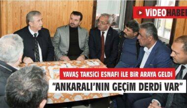 """""""Ankaralı'nın Geçim Derdi Var"""""""