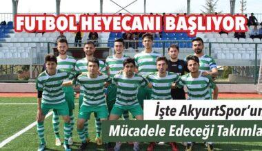 2018-2019 Futbol Sezonu Başlıyor