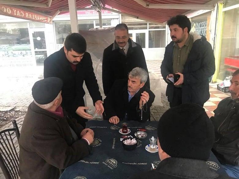 Kaderoğlu: Çubuk'ta Üreteceğiz, Ankara'yı Doyuracağız