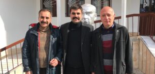 CHP Çubuk'ta Seçim Startını Verdi