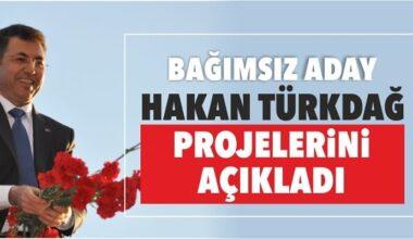 Türkdağ Projelerini Açıkladı