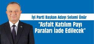 """""""Büyükşehirle Uyumsuzluk Ortadan Kalkacak"""""""