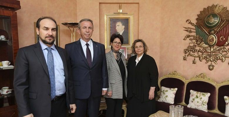 """Türkeş: """"Yavaş Milliyetçi Görüşünden Ödün Vermedi"""""""