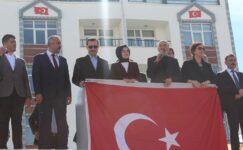 MHP'nin Seçim Bürosu Açıldı