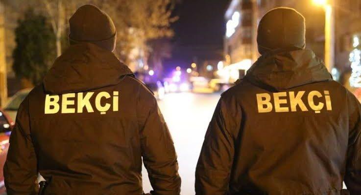Ankara Ve İstanbul'a 187 Bekçi Alınacak