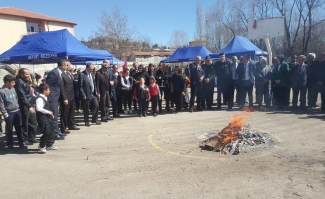 Nevruz Bayramı Akyurt'ta Kutlandı