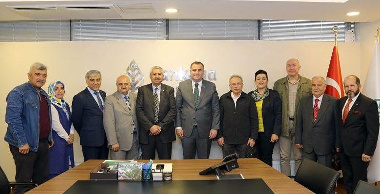 Başkan Taşdelen STK'larla Buluştu