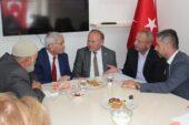 İyi Parti İl Yönetimi'nden Akyurt'a Ziyaret