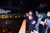 Kahramankazan'da AK Parti Adayı Serhat Oğuz kazandı