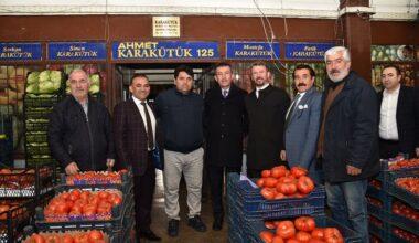 Altındağ Belediyesi esnafla el ele