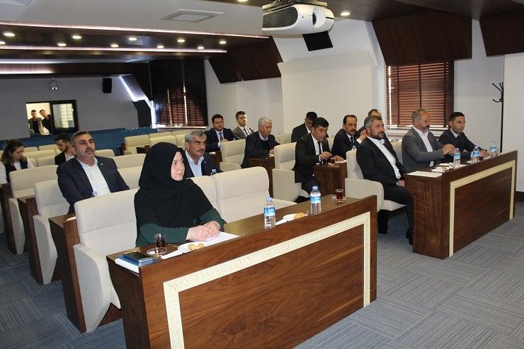 Akyurt Belediyesi Denetim Komisyonu belirlendi