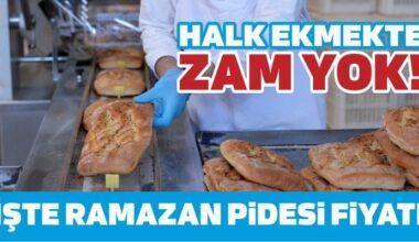 Halk Ekmekte Zam Yok!