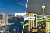 İşte Ankara ve İstanbul Büyükşehir Belediyelerinin Borcu