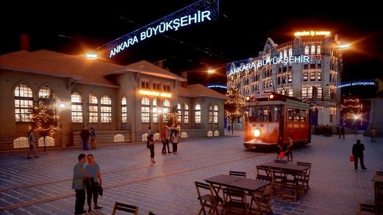 İşte Mansur Yavaş'ın Ankara'sı