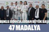 Çubuklu Judoculardan 47 Madalya