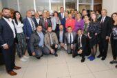 Sivil Toplum Kuruluşlarından Taşdelen'e Ziyaretler