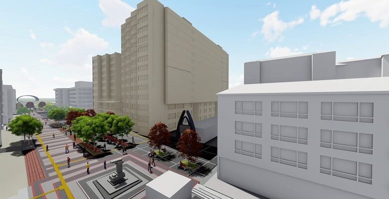 Çankaya Belediyesi Kızılay Merkezini Yeniliyor