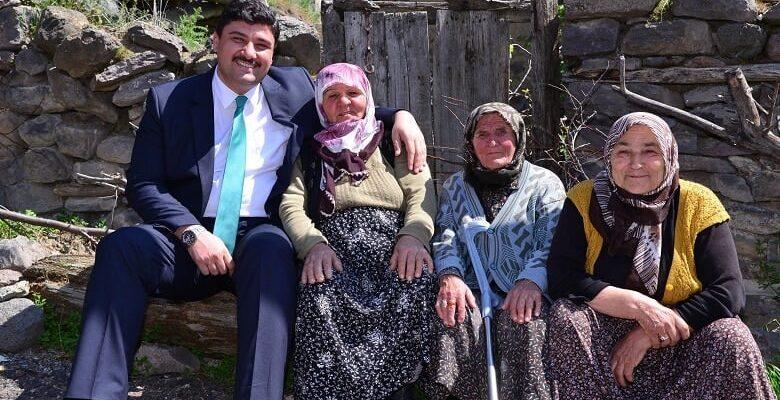 Başkan Serhat Oğuz'dan köylere çıkarma