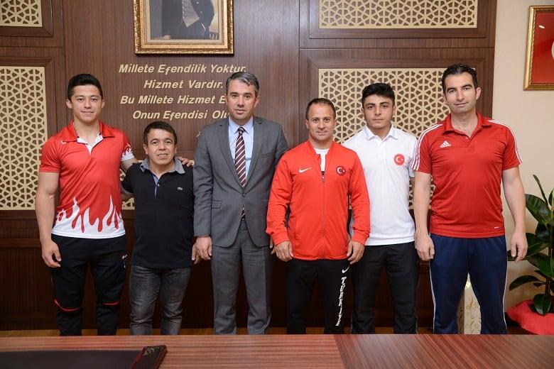 Pursaklar Belediyesi Sporcularından Büyük Başarı