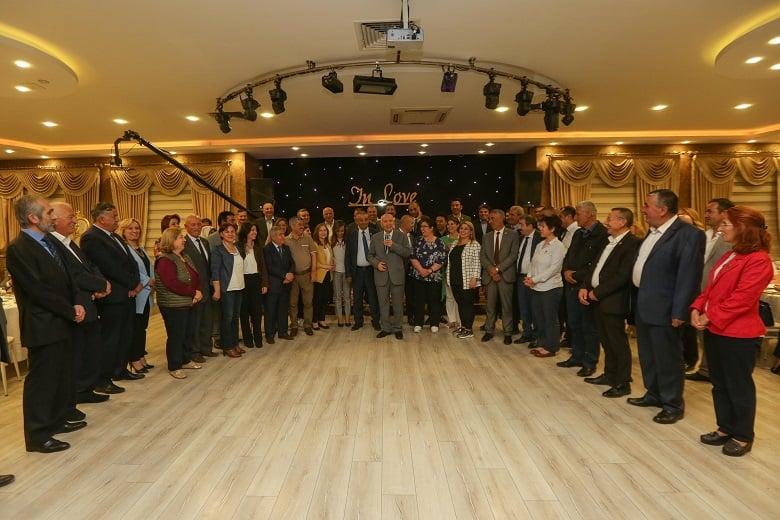 """Yaşar, """"Yenimahalle'yi beraber yönetiyoruz"""""""