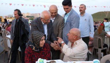 Başkan Yaşar, Çamlıca Sakinleri ile Bir Araya Geldi