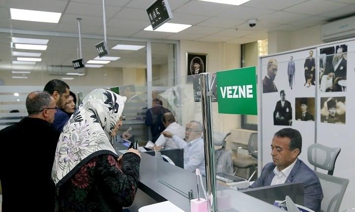 Çankaya Vergi Tahsilat Bürolarında Hafta Sonu Mesaisi