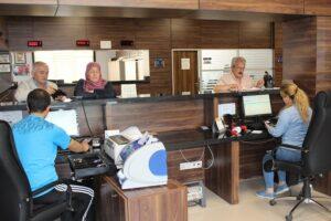 Akyurt Belediyesi'nde Hafta Sonu Mesaisi
