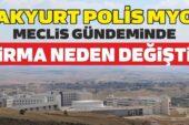 Akyurt Polis MYO Meclis Gündeminde