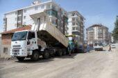 Altındağ'da Asfalt Atağı