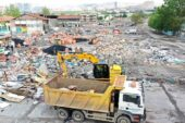 Ankara Zabıtasından Atıkla Mücadele