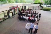 Başkentte Türk ve Mületici Kadınlarla Dayanışma Etkinliği