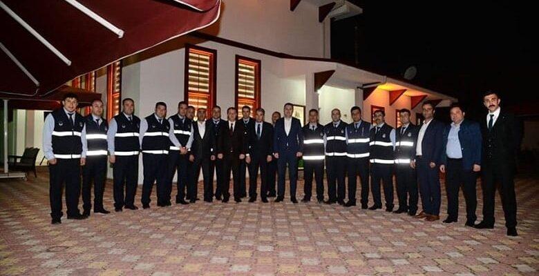 Başkan Çetin Zabıta Personeli İle İftarda Buluştu